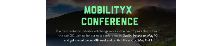 MobilityX Conference!