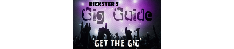 Rickster's Gig Guide Box Office - Discounted Tickets