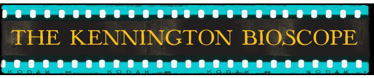 The 1st Kennington Bioscope Silent Film Weekend