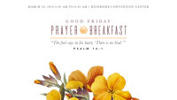 Good Friday Prayer Breakfast image