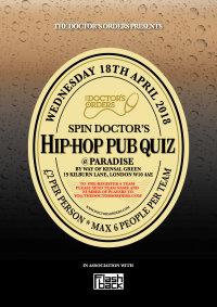 Hip-Hop Pub Quiz image