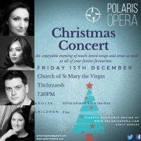 Polaris Opera:Christmas Concert image