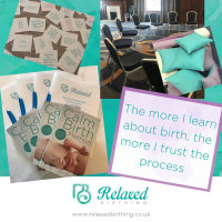 4 Week Evening Group Hypnobirthing Course - March - Cheltenham image