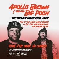 Apollo Brown & Rapper Big Pooh image