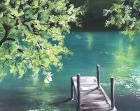 Lakeside Brush Party - Online image
