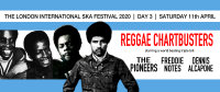 LISF2020 Day 3 Reggae Chartbusters; The Pioneers, Freddie Notes & Dennis Alcapone / Do The Dog all-dayer / Valve sound image