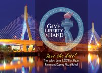 Give Liberty a Hand: MIRA's fundraising gala image