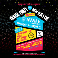 The Doctor's Orders - New Year's Eve House Party with Jazzie B image