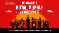 Newcastle Royal Rumble 2020 Viewing Party image