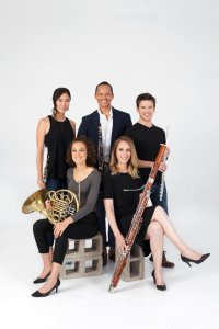 Berkeley Chamber Performances presents WindSync image