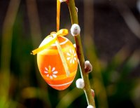 Easter Willow Craft Workshop - Flittons Nursery image