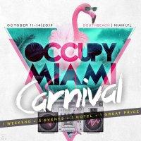Occupy Miami Carnival image