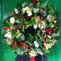 Christmas Wreath workshop image