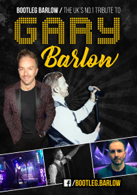Gary Barlow Tribute - Knowle image