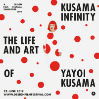 A Design Film Festival 2019: Kusama Infinity image