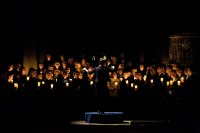 A Candlelit Midwinter Concert by The Voice Project Choir - Nocturne image