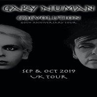 GARY NUMAN (R)EVOLUTION-40th Anniversary image