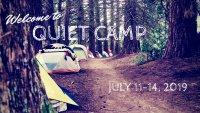 Quiet Camp 2019 image