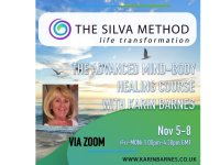Advanced Silva Mind Body Healing course - For Silva Graduates [CID:561] image
