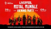 Liverpool Royal Rumble 2020 Viewing Party image