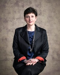 Resurgence Talks: Julia Hobsbawm OBE (Author of the Simplicity Principle) - Reclaiming Simplicity in a Complex World image