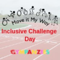 Inclusive Challenge Day - Move it My Way image