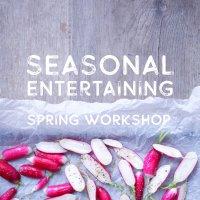 Cook Folk: Spring Half-day Workshop – Seasonal Entertaining image
