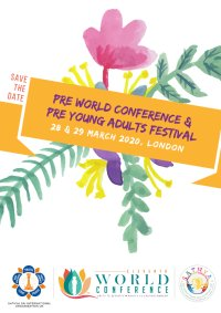 Pre-World Conference & Pre-World Young Adult Festival image