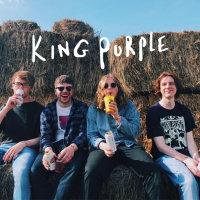 KING PURPLE image