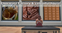 chocolate factory image