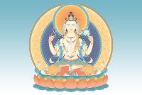 Creating a world of Peace - Avalokiteshvara Empowerment image