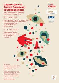 L'approccio e la Pratica Snoezelen (multisensoriale)  per la promozione del benessere nella persona con demenza image