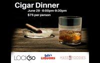 Summer Cigar & Bourbon BBQ image