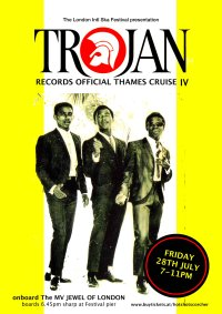 Trojan Records official Thames cruise IV - 28 July'17 image
