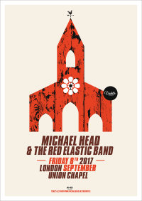 Michael Head & The Red Elastic Band - live at London Union Chapel image