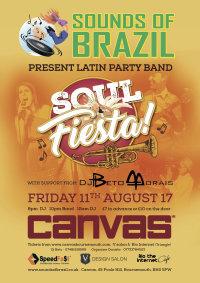 Sound of Brazil - Soul Fiesta! image