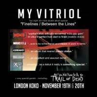 My Vitriol + Trail of Dead - Anniversary Special image