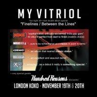My Vitriol - London Anniversary Special image