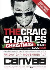 Kickin' Off Christmas with Craig Charles image
