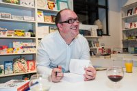 Author talk - How to make a book with Dan Jeffries image