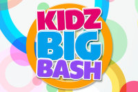 KIDZ BIG BASH Feat. CBeebies Mega star MR BLOOM image