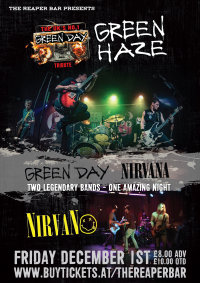 Green Haze & Nirvano Rock the Reaper! image