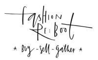 Fashion:Reboot - Buy * Sell * Gather image