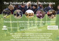 The Outdoor Learning Conference (North) image