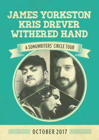 James Yorkston / Kris Drever / Withered Hand - A Songwriters' Circle Tour image