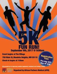 APM 5K Fun Run/Walk image