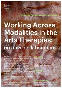 Working Across Modalities in the Arts Therapies: creative collaborations image