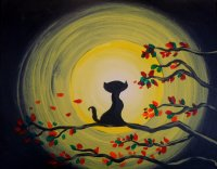 Painting it Forward for Stray Haven Rescue image