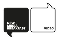 August New Media Breakfast - Video image