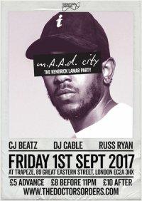 m.A.A.d City – The Kendrick Lamar Party image